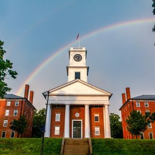 A bright 🌈 end to the week: a break. Enjoy the days off, Mammoths! ...