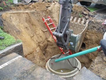 Excavation Safety Construction And General Industry Safety Amherst College