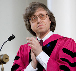 Dean Call, Senior Assembly 2009