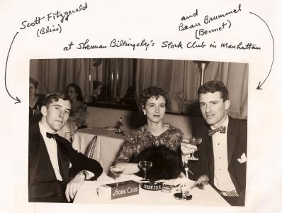 Billo and Alice with John Bliss '56