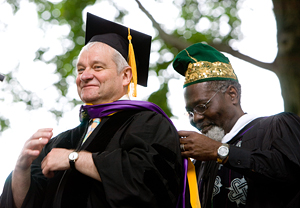 Sir Paul M. Nurse, Honorary Degree Recipient