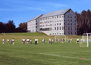 King Hall and Wieland Hall