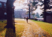 Amherst College campus
