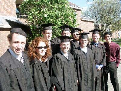 Amherst Graduation 2003