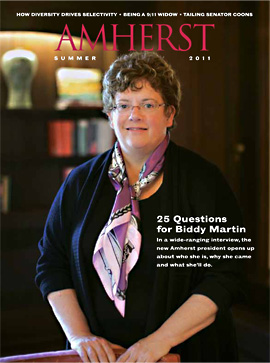Cover story: A Conversation with the 19th President