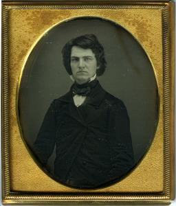 Austin Dickinson. (AC 1850)