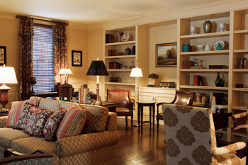 College row amherst 39 s living room amherst college for Amherst family room