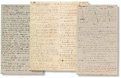 Personal papers and manuscripts
