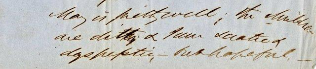 Sam Bowles to Charles Allen, March 21, [1862]