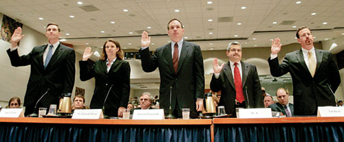 Fitzgerald with 911 Commission