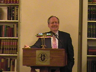 Bill Kristol, Editor of the Weekly Standard