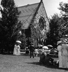 Stearns Church in June 1914