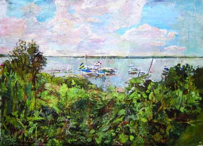 Lewis Painting Stanley Lewis Paintings And