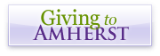 Giving to Amherst
