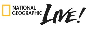 Logo for National Geographic Live!