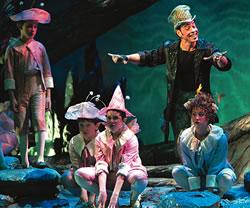 production of Benjamin Britten's A Midsummer Night's Dream