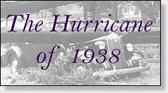 The Hurricane of 1938