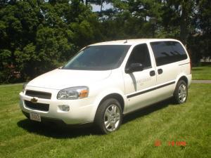 7-Passenger Van