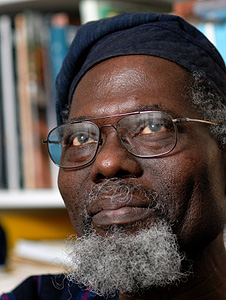 Rowland Abiodun, Professor of Art and Art History and Black Studies