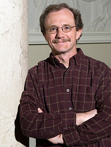 Larry Hunter, Professor of Natural Sciencse (Physics)