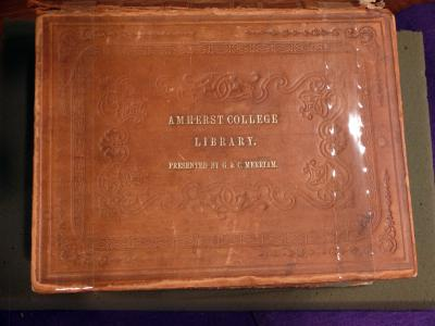 Exhibitions and Blog | Noah Webster 250th | Amherst College