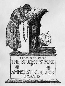 Presented from the students fund of the Amherst College Library