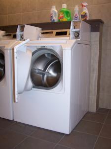 water conserving washing machine