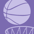 Icon for the basketball team