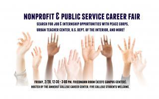 Nonprofit & Public Service Career Fair