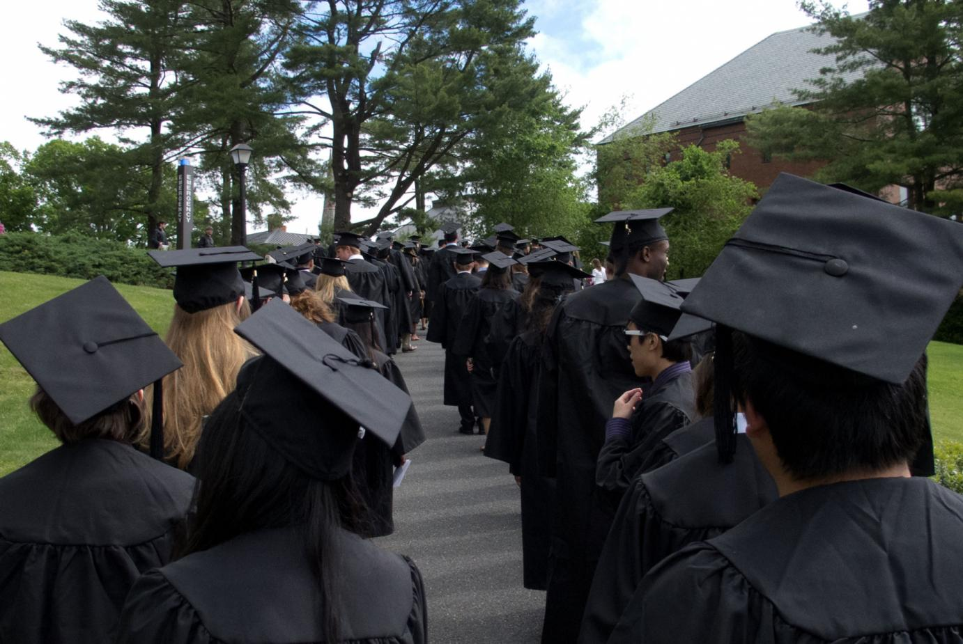 The Class of 2015 and Commencement, by the Numbers