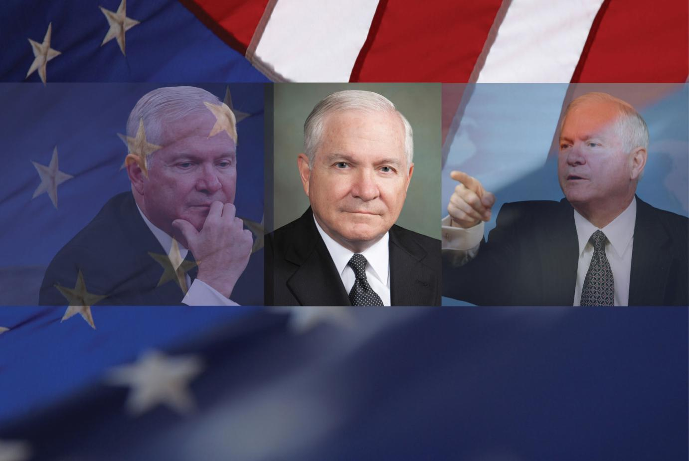 Former Defense Secretary Robert Gates to Speak at Amherst on April 28