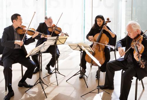 Juilliard Quartet performance