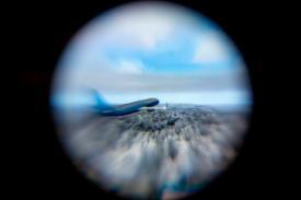 A 737 through the Oculus Rift