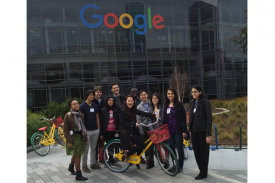 Innovation Trek at Google