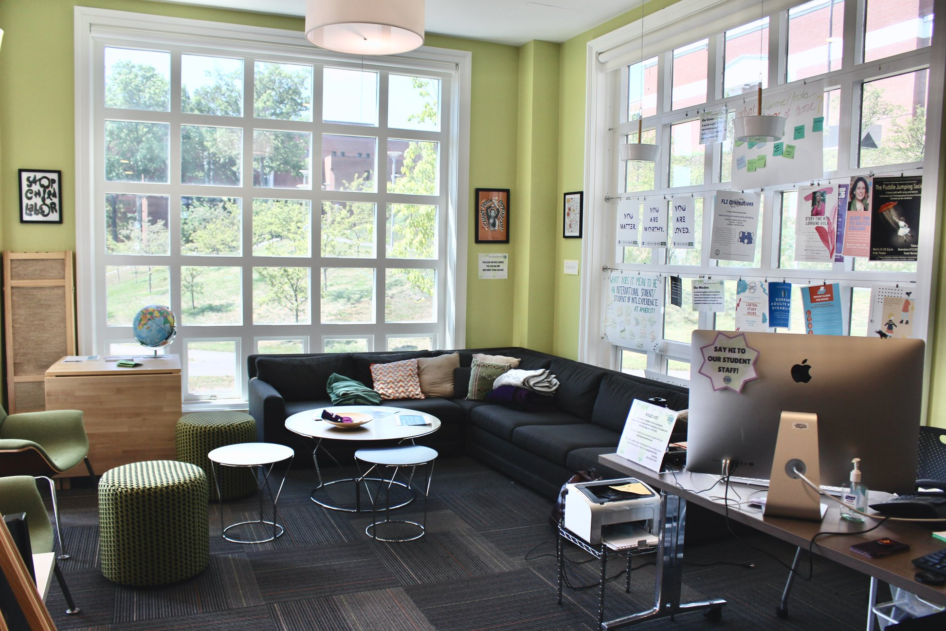 The CISE community space
