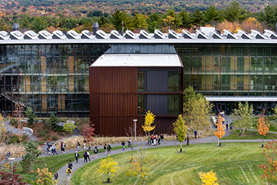Science Center at Amherst College