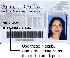 Make Deposits to Students' AC DOLLAR$ Accounts
