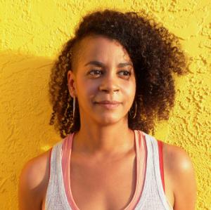 A photo of the author Aisha Sabatini Sloan