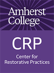 Amherst College CRP: Center for Restorative Practices logo