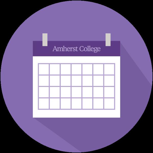 Amherst College calendar