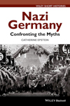 Book cover - Nazi Germany - confronting the myths