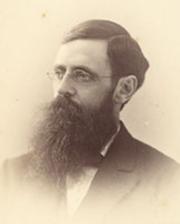 A photo of Professor William Cole Esty