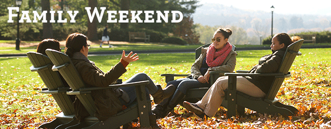 [Family Weekend 2014]