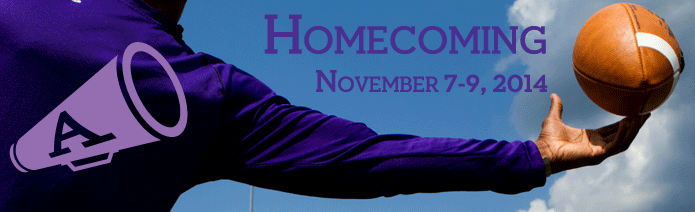[Amherst Homecoming - November 7-9, 2014]