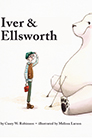 Iver and Ellsworth; an old gentleman and an inflatable polar bear