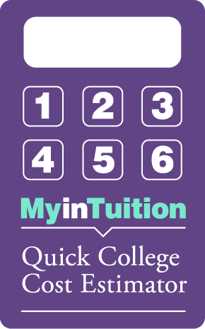 calculator with My inTuition logo