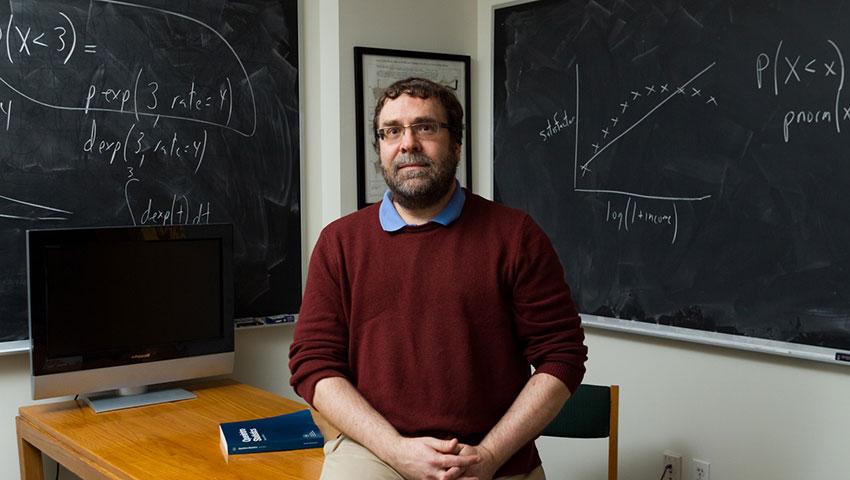 Professor Nicholas Horton