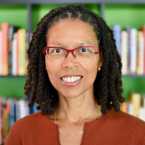 A photo of the author Evie Shockley