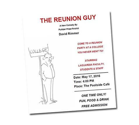 The Reunion Guy cover