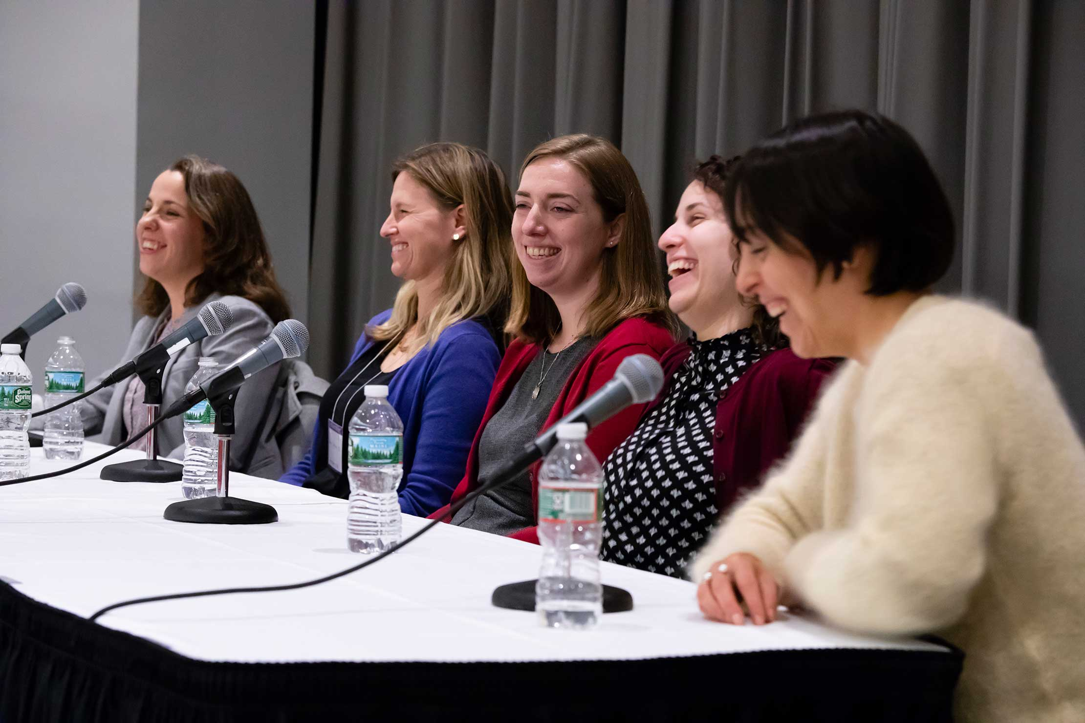 The Association for Women in Science hosted its Fourth Annual Alumnae Panel as part of the Homecoming festivities.